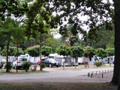 Campingplatz Marktgrafenheide