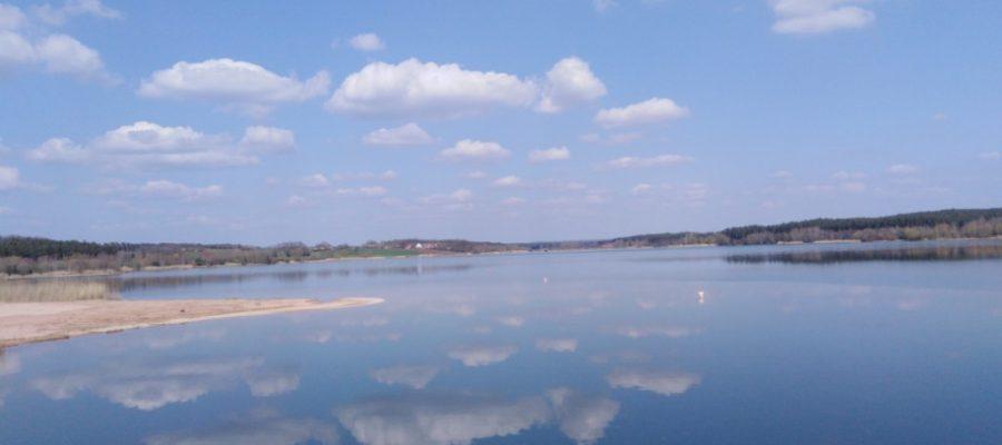 Rothsee Blick vom Staudamm